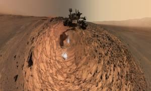 Μοναδικό: «Ταξιδέψτε» στην επιφάνεια του Άρη μέσα από ένα βίντεο 360 μοιρών