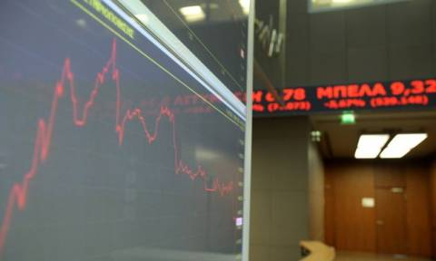 Χρηματιστήριο: Συνεχίζεται η «κατρακύλα» - Τεράστιες απώλειες για τον τραπεζικό δείκτη