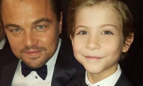 Μετά τον Leonardo DiCaprio, μάντεψε με ποιους έβγαλε selfie o Jacob Tremblay
