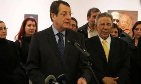 Ενημερώνει τη Βουλή ο Αναστασιάδης