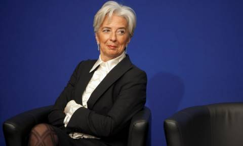 Νέα θητεία στο ΔΝΤ αναμένεται να πραγματοποιήσει η Κριστίν Λαγκάρντ