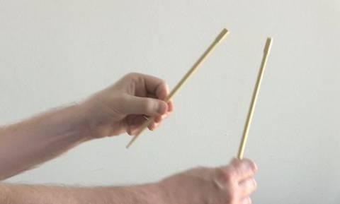 Χρησιμοποιείς λάθος (και) τα chopsticks όλη σου τη ζωή (video)
