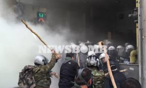 Αγρότες: Η πολιορκία της Αθήνας