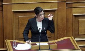 Ασημακοπούλου – ΝΔ: Η κυβέρνηση θα έχει προβλήματα με την ΕΕ για τις τηλεοπτικές άδειες