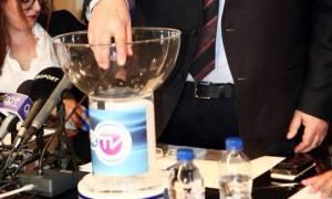 Κύπελλο: Την άλλη εβδομάδα η κλήρωση των ημιτελικών