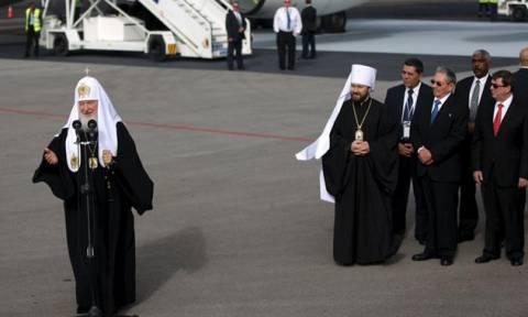 DW: Ιστορική συνάντηση Πάπα και Πατριάρχη Ρωσίας