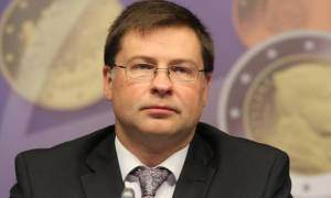 Ντομπρόβσκις: Το ΔΝΤ συμμετέχει στην αξιολόγηση