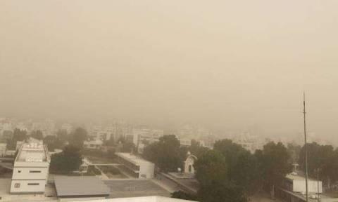 Σκόνη και ομίχλη τα επόμενα 24ωρα στην Κύπρο