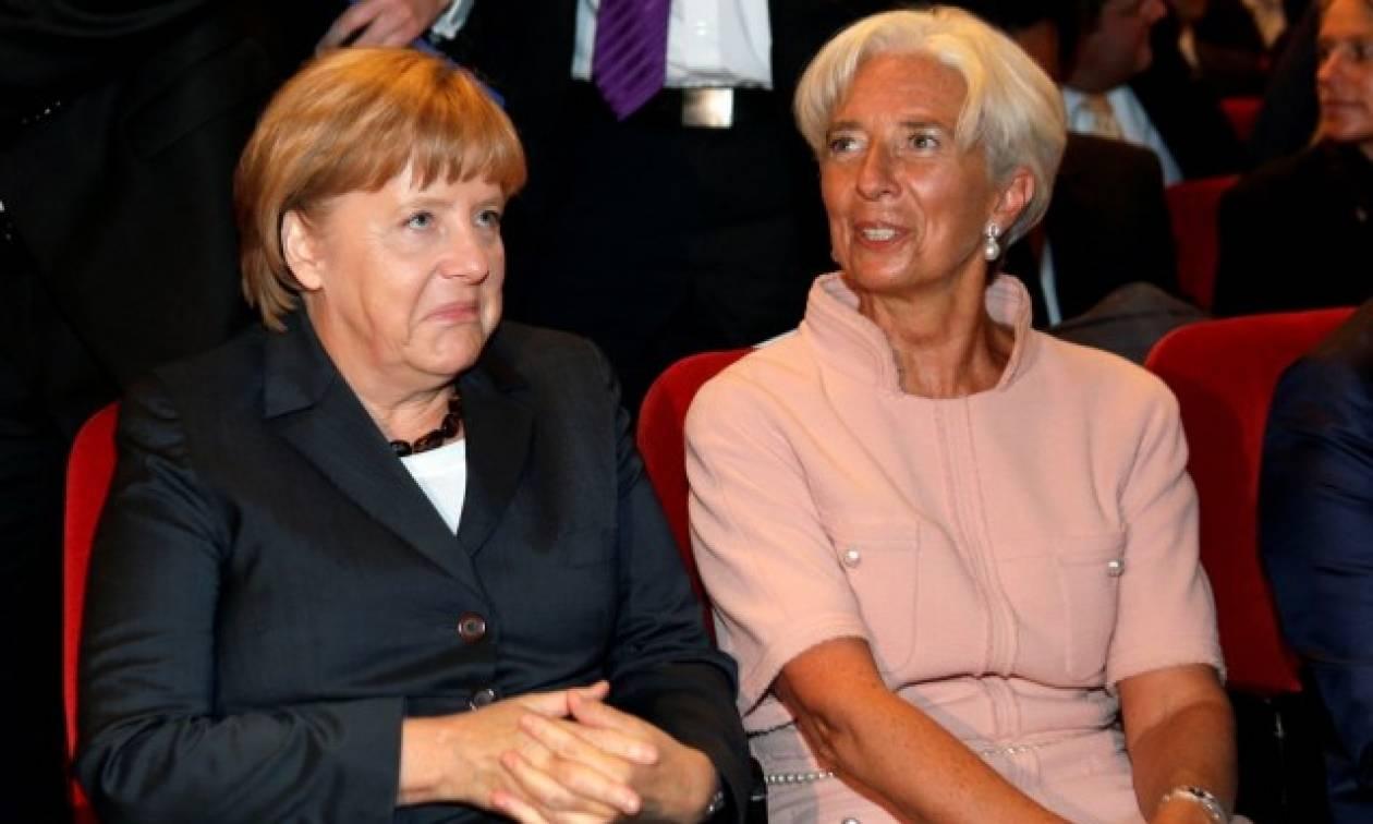 ΔΝΤ και Ε.Ε. ξαναγράφουν το μνημόνιο με κλειστά σύνορα
