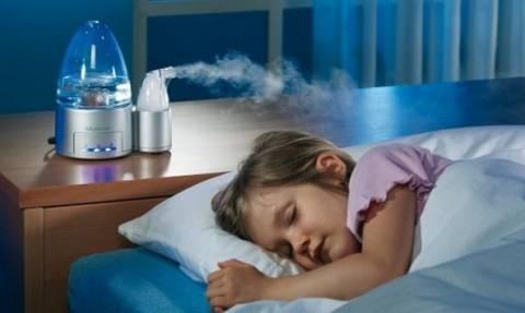 Πώς επηρεάζει η υγρασία τα παιδιά;