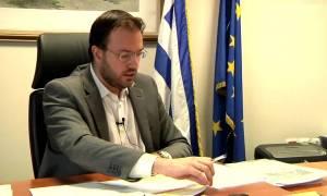 Θεοχαρόπουλος: Είναι ώρα να αφήσουμε  τις μικροκομματικές περιχαρακώσεις