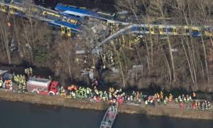 Γερμανία: Από ανθρώπινο λάθος το σιδηροδρομικό δυστύχημα στο Μόναχο