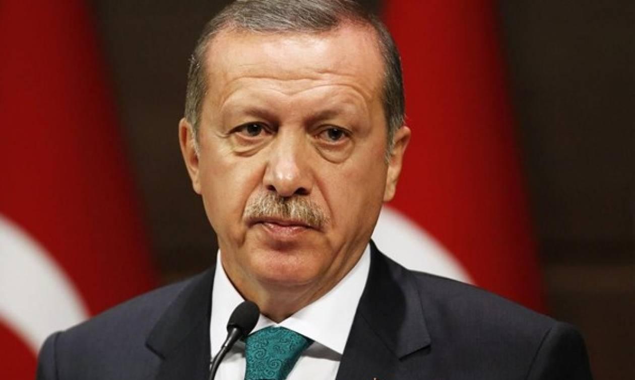 Νέα κόντρα: Ο Ερντογάν κατηγορεί τη Ρωσία ότι εξοπλίζει το ΡΚΚ