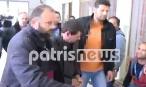 Πύργος: Προφυλακιστέος ο 48χρονος για τον φόνο του Π. Καρακαπιλίδη