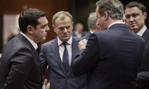 Σύνοδος Κορυφής: Το κείμενο συμπερασμάτων για το προσφυγικό - Επιφυλακτική η ελληνική πλευρά