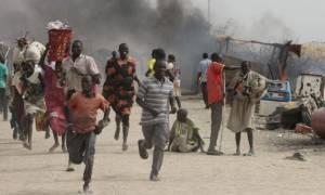 Μακελειό σε στρατόπεδο του ΟΗΕ στο Νότιο Σουδάν: 18 νεκροί