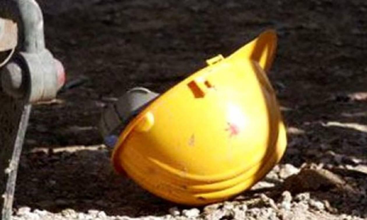 Αποτέλεσμα εικόνας για εργατικο ατυχημα σε μεταλλεια