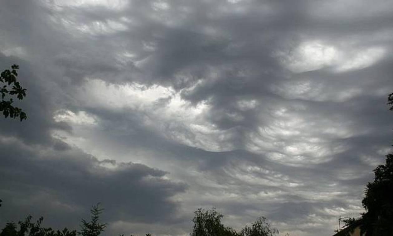 Χαλάει ο καιρός την Τετάρτη με συννεφιά και βροχές - Δείτε που θα σημειωθούν καταιγίδες (pics)