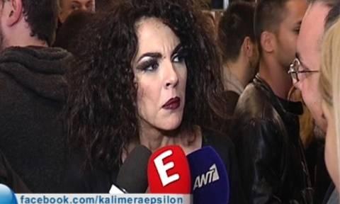 Μαρία Σολωμού: Απίστευτο ξέσπασμα on camera: «Μη με ρωτάς μ@λ@κ@@ς»