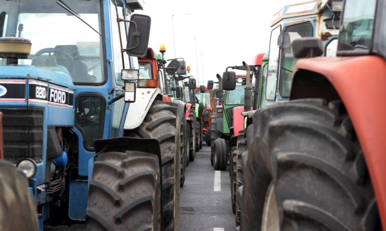 Με πέντε αιτήματα φτάνουν στο Μαξίμου οι αγρότες της Νίκαιας