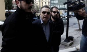 Κύκλωμα εκβιαστών: Χωρίς δικηγόρο άρχισε την απολογία του ο Παναγιώτης Μουσσάς