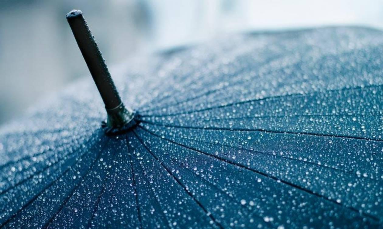 Ο καιρός το Σαββατοκύριακο: Δείτε πού θα βρέχει - Αναλυτική πρόγνωση