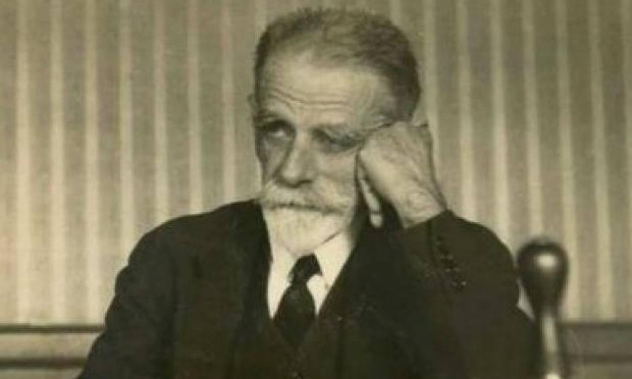Σαν σήμερα το 1943 πέθανε ο ποιητής Κωστής Παλαμάς