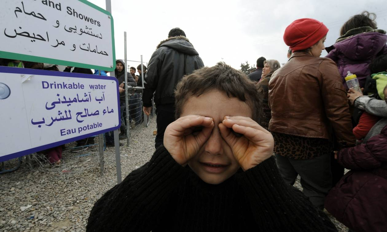Ατελείωτο το δράμα των προσφύγων - «Πάρκινγκ» ανθρώπινων ψυχών η Ελλάδα