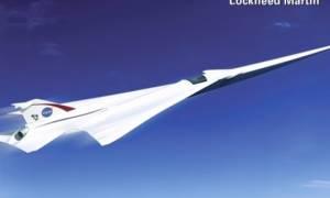 Αυτό είναι το νέο υπερηχητικό αεροσκάφος της NASΑ που κόβει την ανάσα (video)