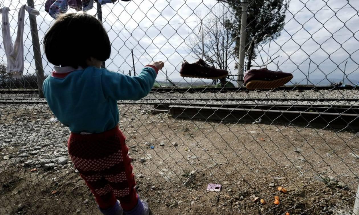 Προσφυγικό «ώρα μηδέν»: Απέραντος καταυλισμός προσφύγων η Ελλάδα
