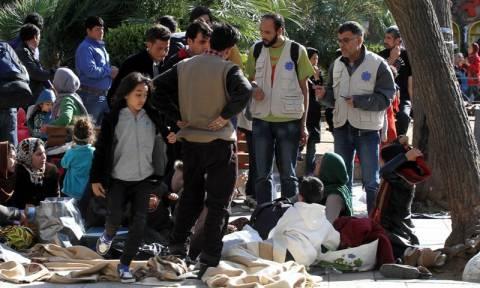 Δούρου: Χρειάζεται νόμος για τη μεταφορά προσφύγων από την Αττική σε όλη την Ελλάδα
