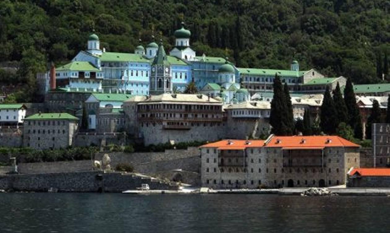 Ρώσοι μοναχοί γύρισαν ταινία για το Άγιον Όρος