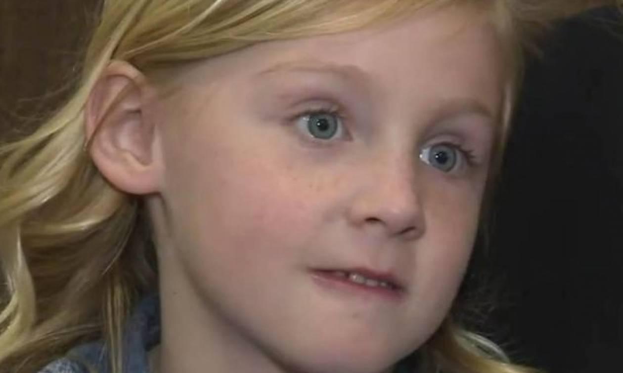 Δείτε τι απίστευτο βγήκε από τη μύτη της και την έσωσε από μυστηριώδη ασθένεια! (video+photo)