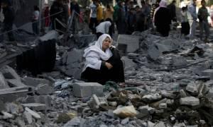 Γάζα: Νεκρό ένα παιδί δέκα χρονών από ισραηλινούς βομβαρδισμούς