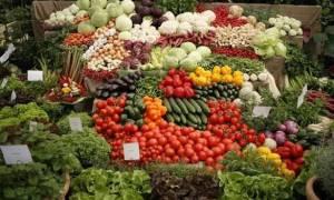 Κατανομή αδιάθετων ποσοτήτων οπωροκηπευτικών λόγω του ρωσικού εμπάργκο