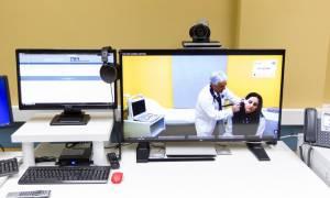 Εθνικό Δίκτυο Τηλεϊατρικής: 30 Κέντρα Υγείας νησιών συνδέονται με κεντρικά νοσοκομεία