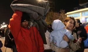 Προσφυγικό: Νέες καραβιές προσφύγων στον Πειραιά