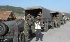 Βουλγαρία: Άσκηση στρατού και αστυνομίας στα σύνορα με Ελλάδα
