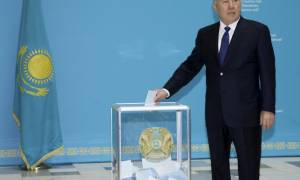 Πρόωρες βουλευτικές εκλογές στο Καζακστάν