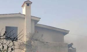 Λασίθι : Πυρκαγιά σε μονοκατοικία επιχειρηματία