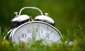 Πώς θα προετοιμάσετε τον οργανισμό σας για την αλλαγή της ώρας