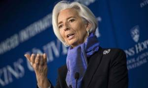 Λαγκάρντ: Τι είπε για την παγκόσμια οικονομία