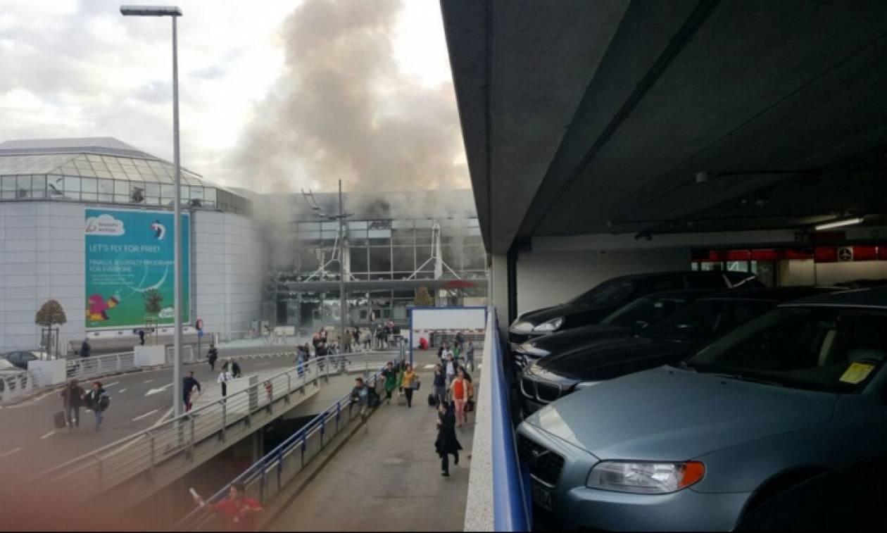 Εκρήξεις στο αεροδρόμιο των Βρυξέλλων - Τουλάχιστον 11 οι νεκροί (video)
