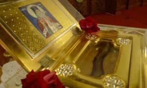 Ιερό Λείψανο του Αγίου Λουκά του Ιατρού στο Πέραμα