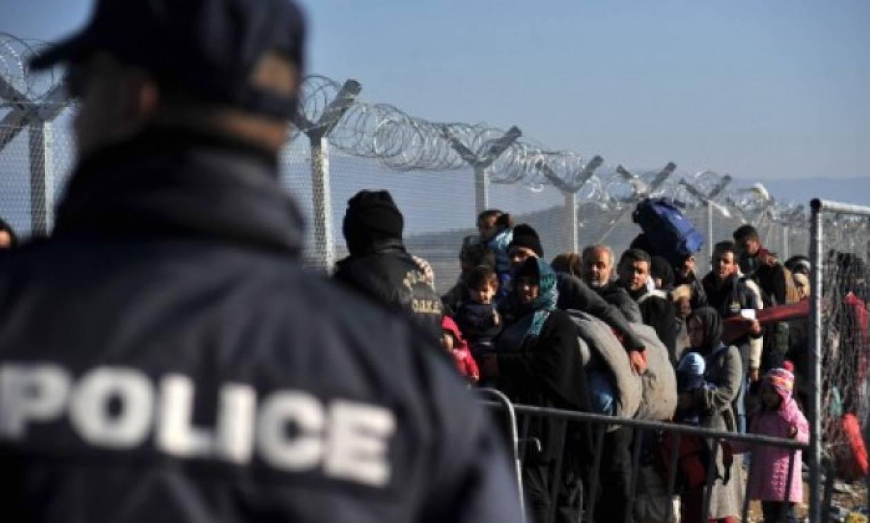 Ειδομένη: Έξι λεωφορεία με πρόσφυγες αναχώρησαν για Βέροια κι ένα για Κατερίνη