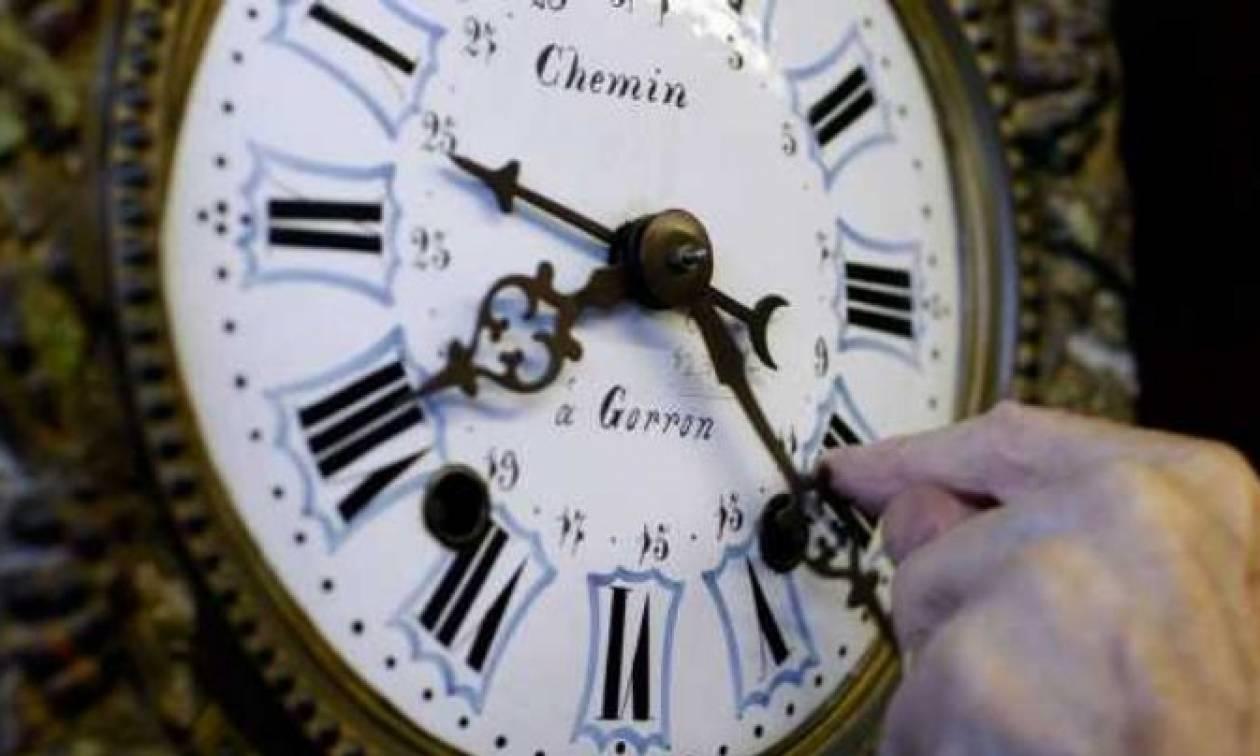 Αλλαγή ώρας 2016: Πώς καθιερώθηκε και γιατί
