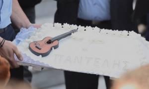 Μνημόσυνο Παντελίδη: Η κιθάρα του (photos)