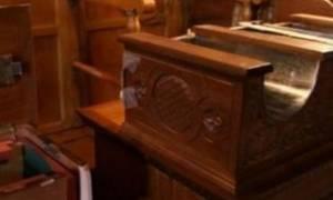 Τρίπολη: Βεβήλωσαν το ναό κοιμητηρίου
