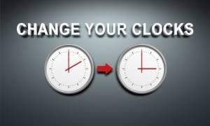 Ποιους κινδύνους εγκυμονεί για την υγεία η αλλαγή της ώρας