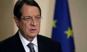 Αναστασιάδης: Η Κυπριακή Δημοκρατία έχει δώσει δείγματα γραφής της αντίδρασής της στην ΑΟΖ